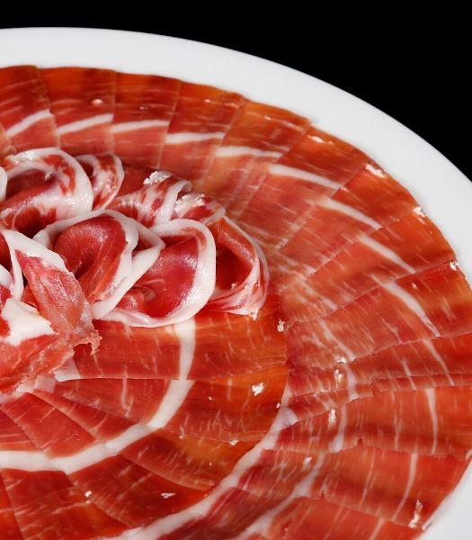 plato jamon 100 bellota