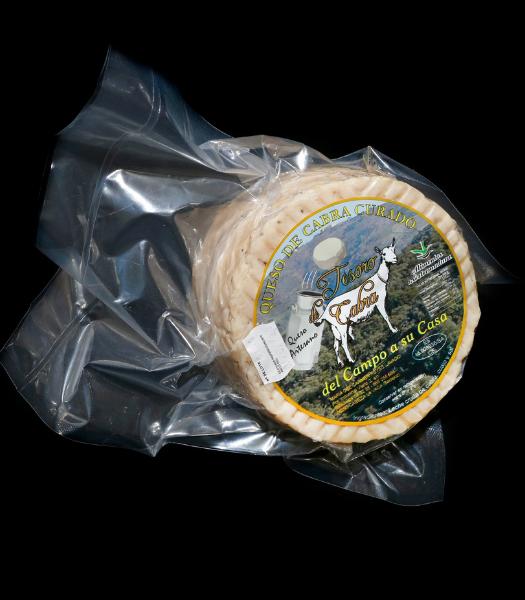 queso cabra curado el tesoro de cabra