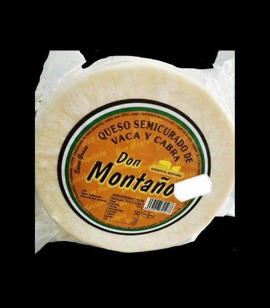 queso mezcla Don Montaño